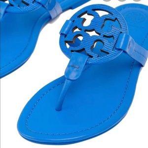 Tory Burch miller Bright Tropical Blue
